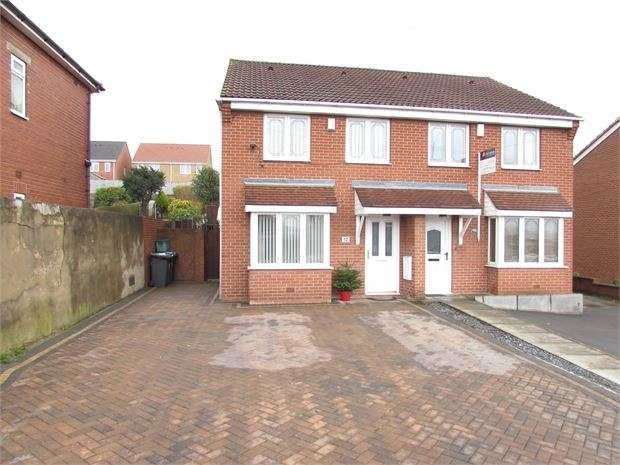 3 Bedrooms Semi Detached House for sale in Park Road, Mexborough, S64 9PE
