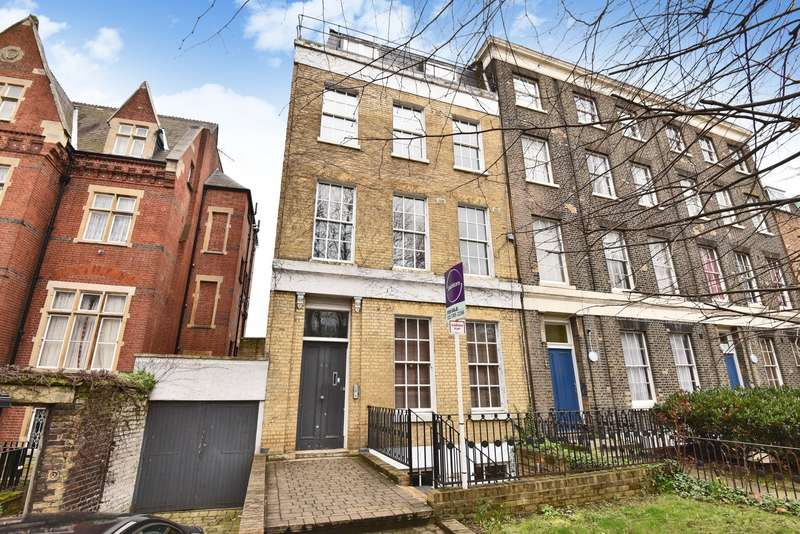 2 Bedrooms Flat for sale in Kennington Park Road, Kennington, SE11
