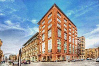 2 Bedrooms Flat for sale in Ingram Street, Merchant City