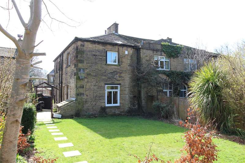 3 Bedrooms Property for sale in Willow Hall Cottage, Willowfield Road, Willowfield, Sowerby Bridge