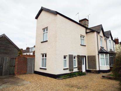 4 Bedrooms Semi Detached House for sale in Kings Lynn, Norfolk