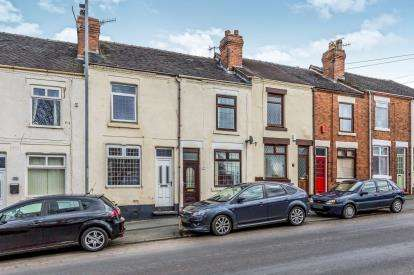 2 Bedrooms Terraced House for sale in Whitfield Road, Norton, Stoke On Trent, Staffs