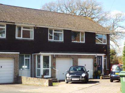 3 Bedrooms Terraced House for sale in Bishops Waltham, Southampton, Hampshire