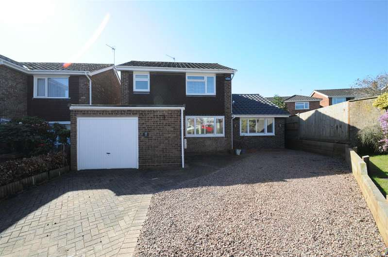 3 Bedrooms Detached House for sale in Cherry Close, Droitwich Spa