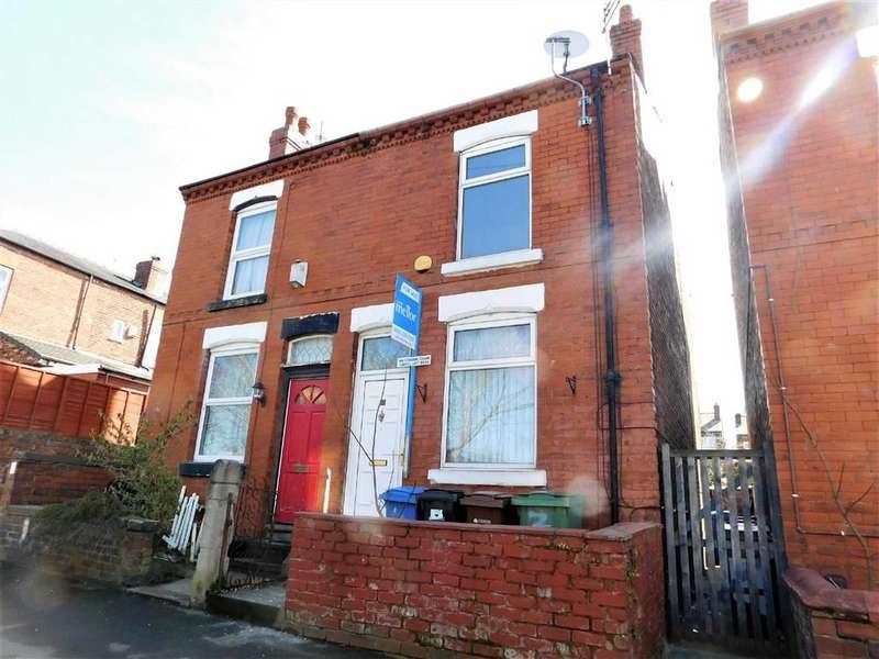 2 Bedrooms Semi Detached House for sale in Doris Road, Edgeley, Stockport
