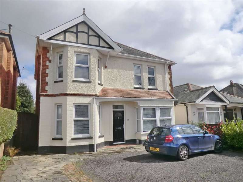2 Bedrooms Flat for sale in Charminster Avenue, Bournemouth, Dorset