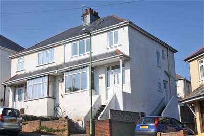 3 Bedrooms Semi Detached House for sale in Redburn Close, Paignton