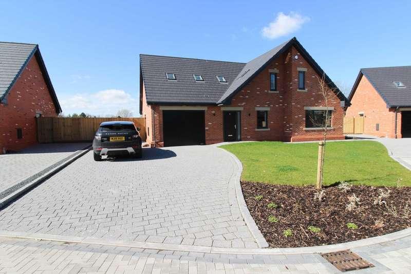 3 Bedrooms Detached House for sale in OAK MEADOW, Bramhall