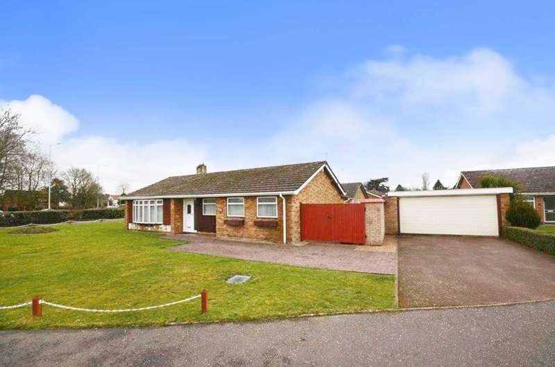 3 Bedrooms Bungalow for sale in Parkland Crescent, Old Catton