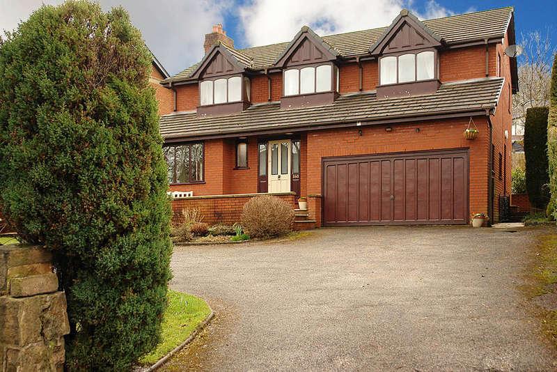 4 Bedrooms Detached House for sale in Oldham Road, Grasscroft, Saddleworth