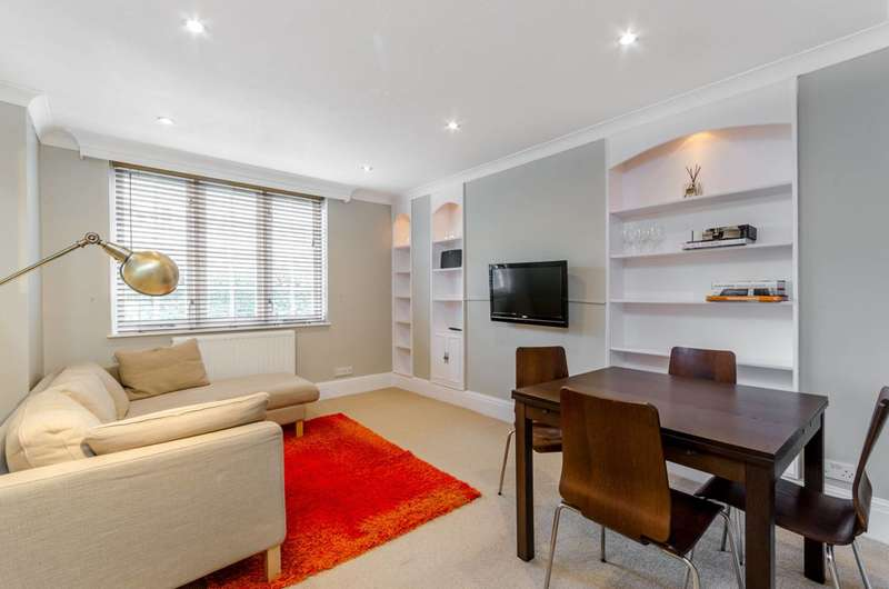 2 Bedrooms Flat for sale in Frogmore, Wandsworth, SW18