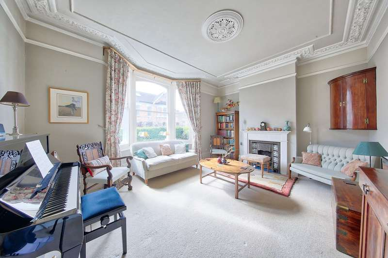 6 Bedrooms Terraced House for sale in Broomwood Road, London, SW11
