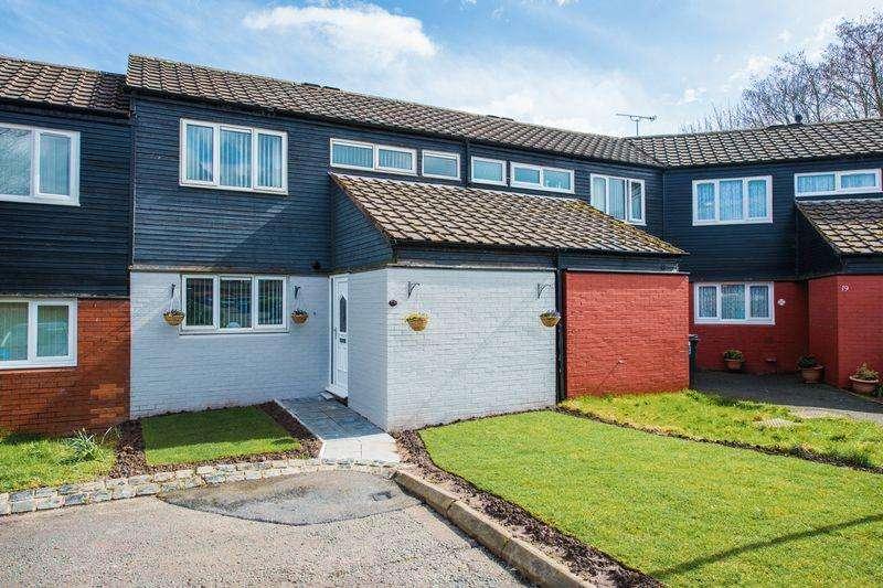 3 Bedrooms Terraced House for sale in Sanders Hey Close, Brookvale, Runcorn