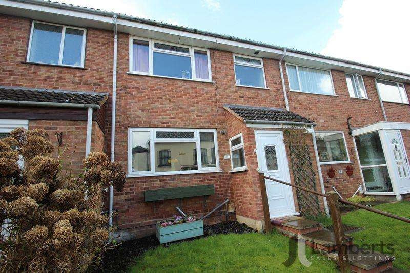 3 Bedrooms Terraced House for sale in Redditch Road, Studley