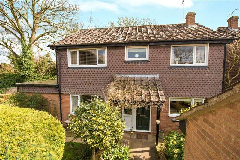 4 Bedrooms Detached House for sale in Tithe Barn, Felmersham, Bedford, Bedfordshire