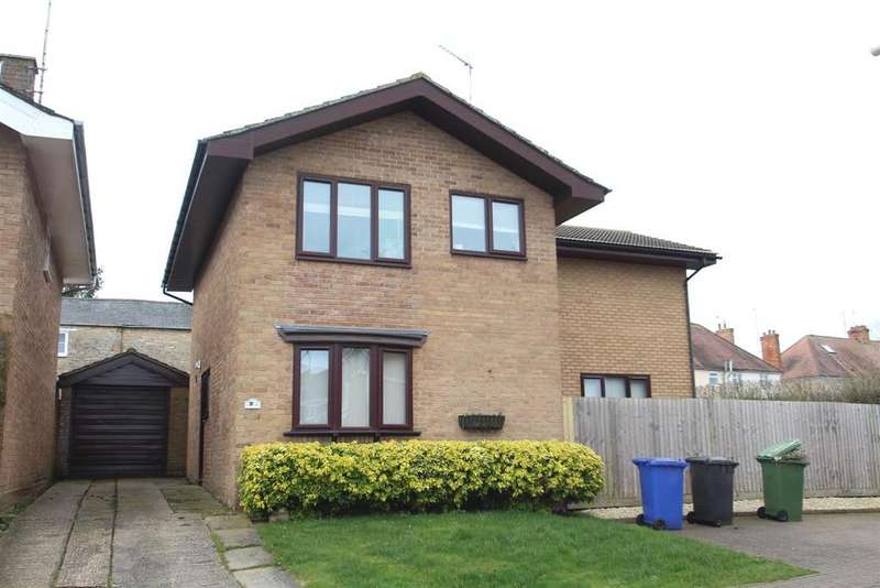 4 Bedrooms Detached House for sale in Meadow View, Potterspury, Towcester