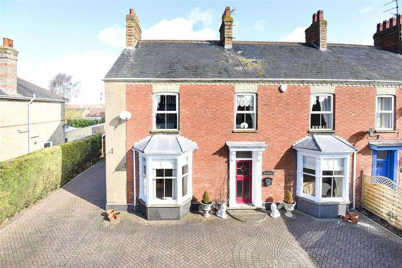 4 Bedrooms Semi Detached House for sale in Spalding Road, Holbeach, PE12