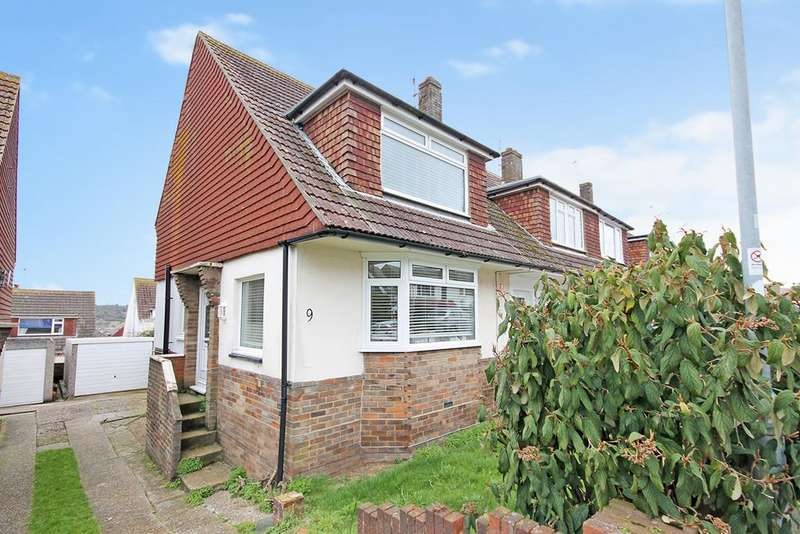 3 Bedrooms Terraced Bungalow for sale in Truleigh Drive, Portslade, Brighton East Sussex BN41 2YQ