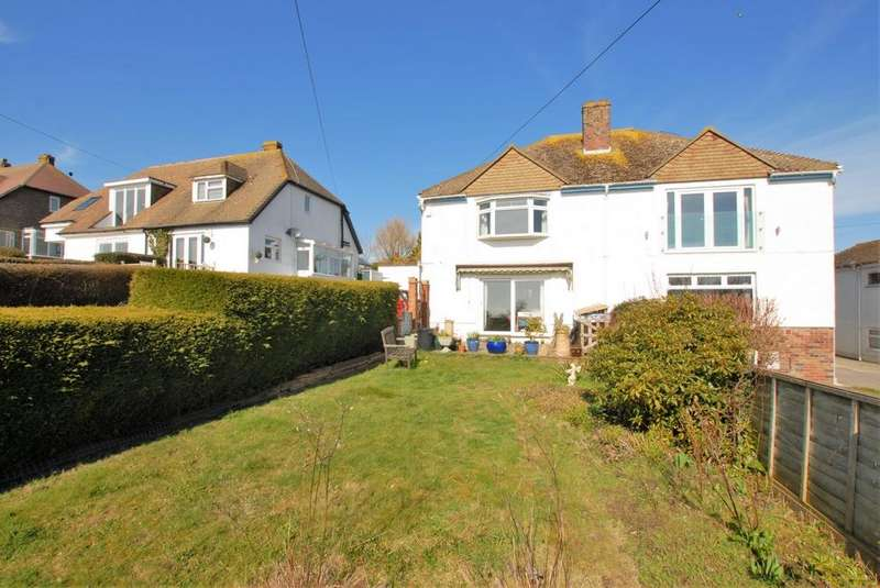 3 Bedrooms Semi Detached House for sale in Naildown Road, Seabrook, CT21