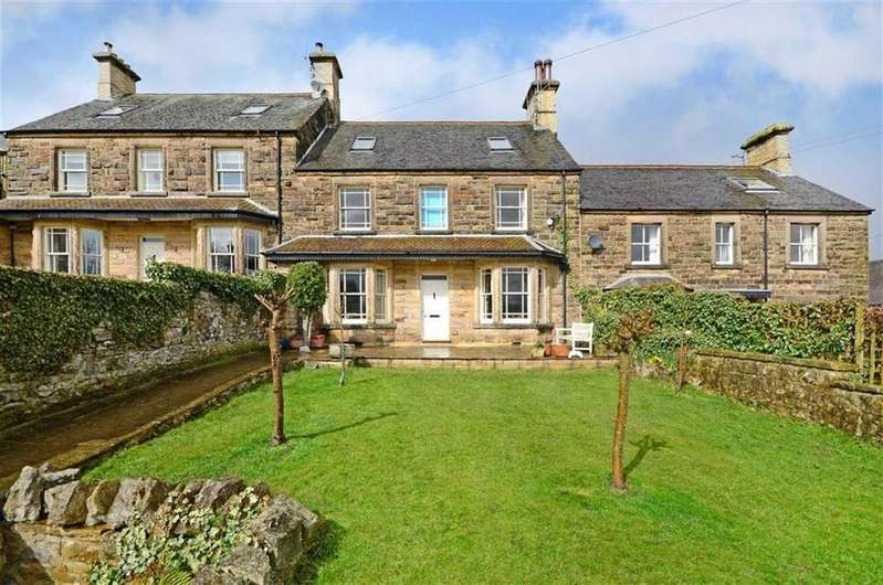 5 Bedrooms Cottage House for sale in Knighton Cottage, Cunningham Place, Bakewell, DE45