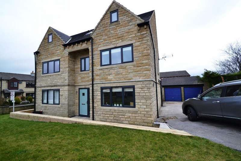 5 Bedrooms Detached House for sale in Kenstone Crescent, Idle,