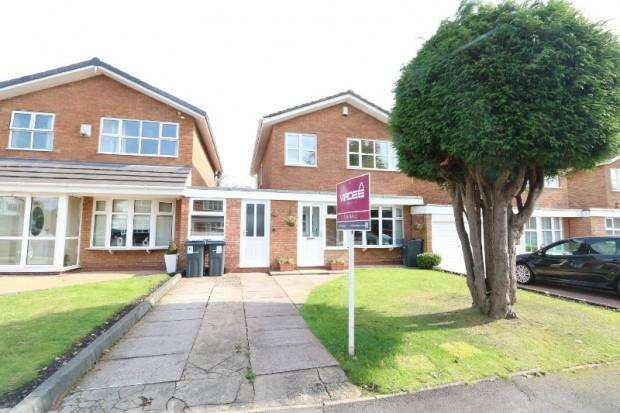 3 Bedrooms Detached House for sale in Beechglade, Handsworth Wood, B20