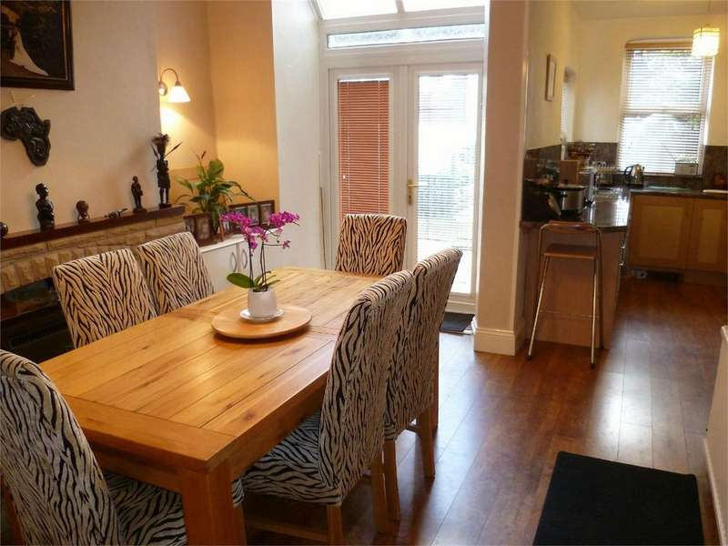 3 Bedrooms Terraced House for sale in Whalley New Road, BLACKBURN, Lancashire