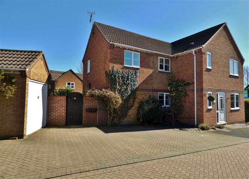 4 Bedrooms Detached House for sale in Norwich Court, Beverley