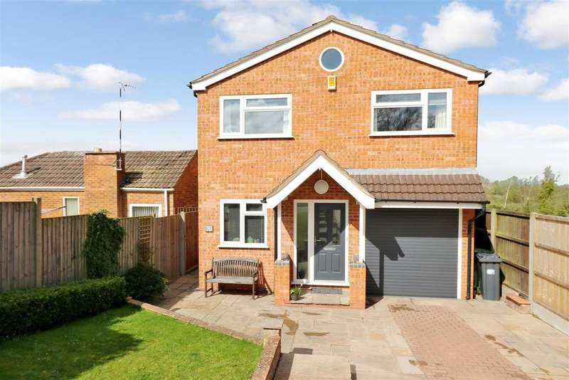 4 Bedrooms Detached House for sale in Arras Boulevard, Hampton Magna, Warwick