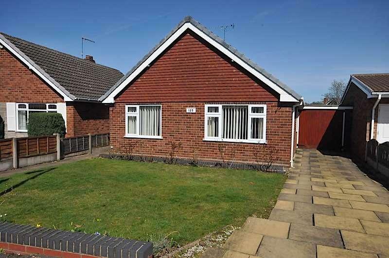 2 Bedrooms Bungalow for sale in NORTON - Osmaston Road