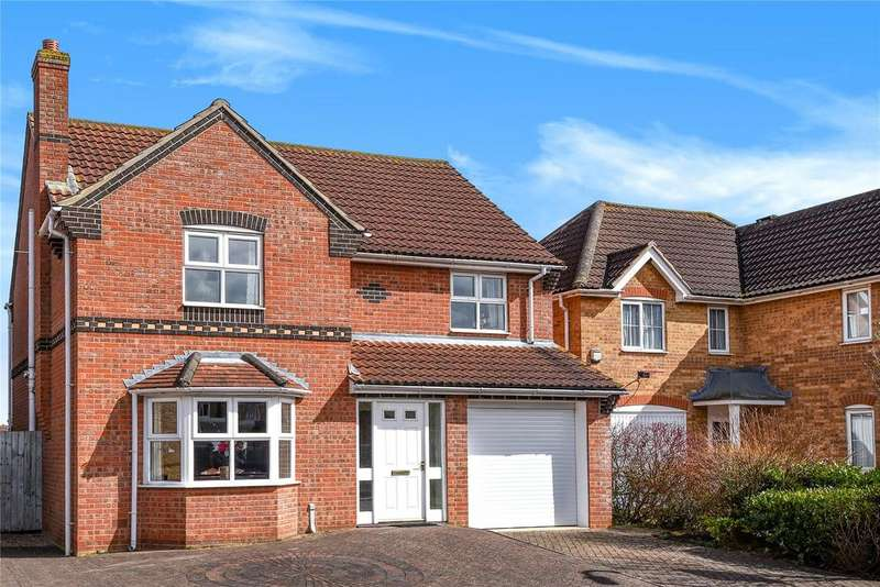 4 Bedrooms Detached House for sale in The Pastures, Welton, LN2