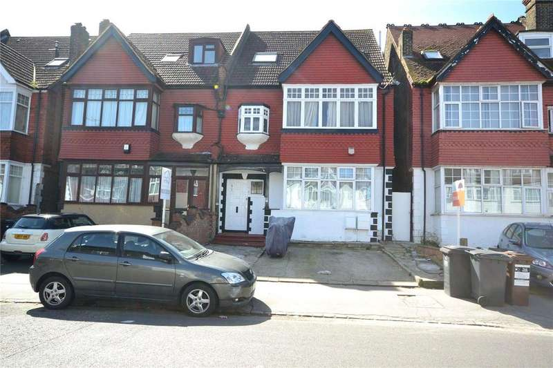 2 Bedrooms Apartment Flat for sale in Norbury Crescent, Norbury, SW16