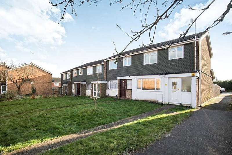 3 Bedrooms End Of Terrace House for sale in Alesia Road, Luton, Bedfordshire, LU3 3QH