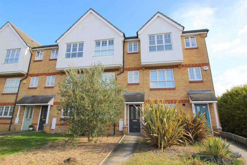 4 Bedrooms Town House for sale in Sidcup Hill, Sidcup DA14 6HF