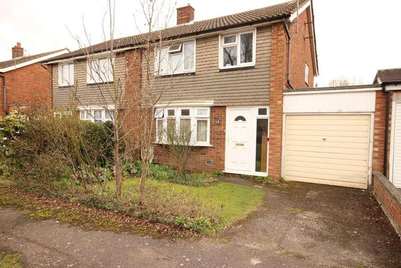 3 Bedrooms Semi Detached House for sale in Roman Road, Barton Le Clay, MK45