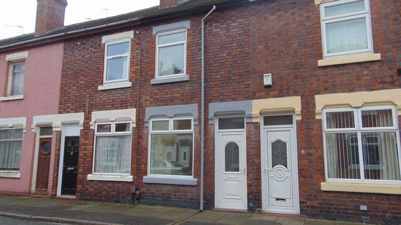 2 Bedrooms Property for sale in Windsmoor Street, Stoke-On-Trent