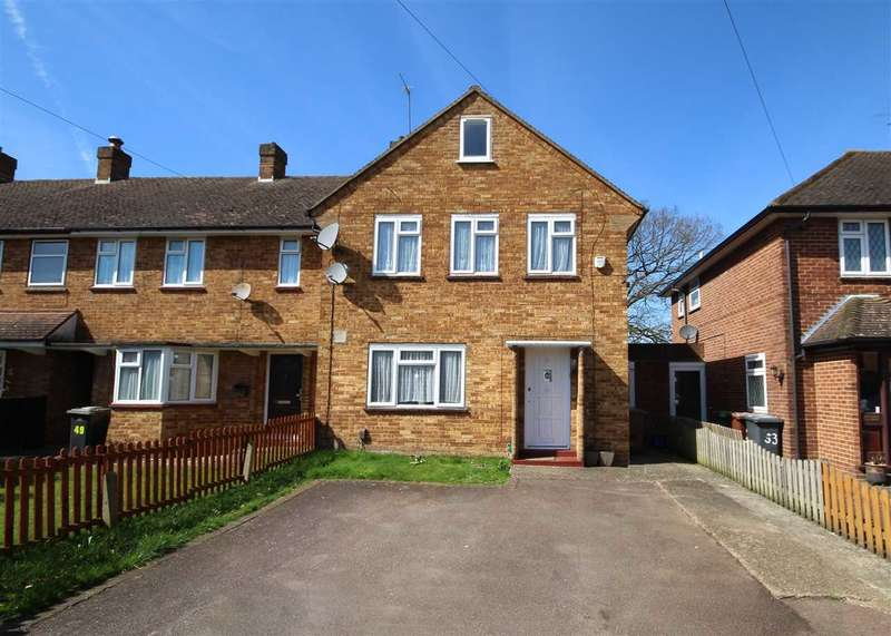 4 Bedrooms House for sale in Highwood Avenue, North Bushey, WD23.