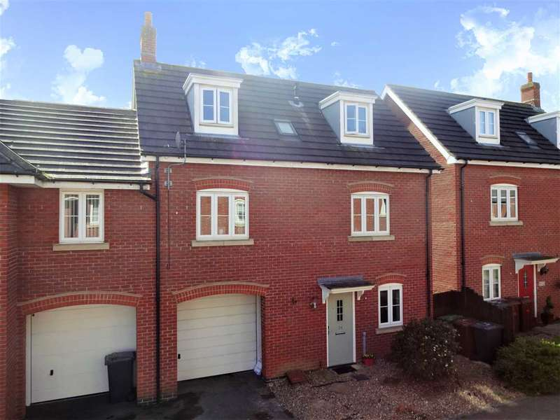 4 Bedrooms Semi Detached House for sale in Blackfriars Road, Lincoln
