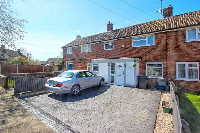 3 Bedrooms Terraced House for sale in Pebmarsh Close, Colchester