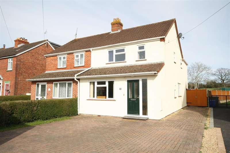 3 Bedrooms Semi Detached House for sale in WICKHAM