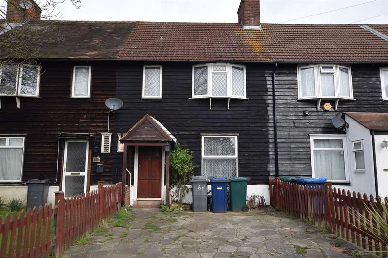 3 Bedrooms Terraced House for sale in Watling Avenue, Edgware