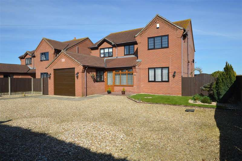 4 Bedrooms Detached House for sale in Clay Bank, South Kyme
