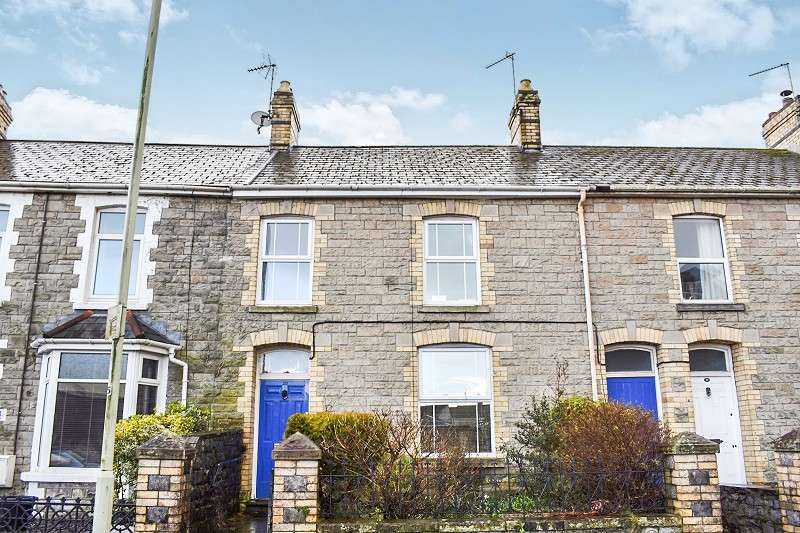 3 Bedrooms Terraced House for sale in Coychurch Road, Bridgend. CF31 3AP