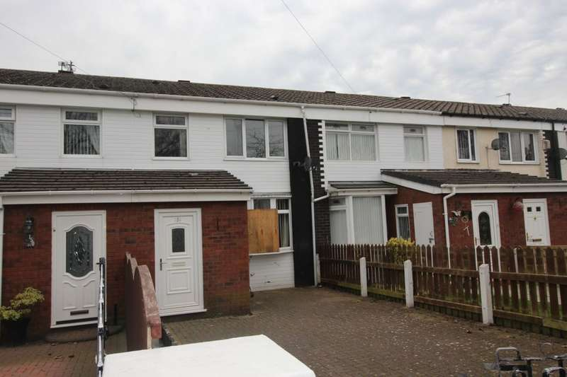 3 Bedrooms Terraced House for sale in Steers Croft, Liverpool, L28