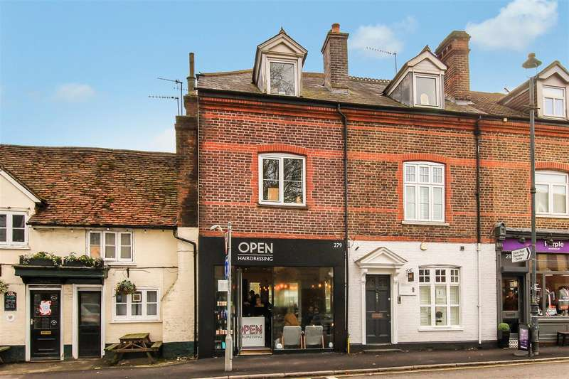 2 Bedrooms Property for sale in High Street, Berkhamsted
