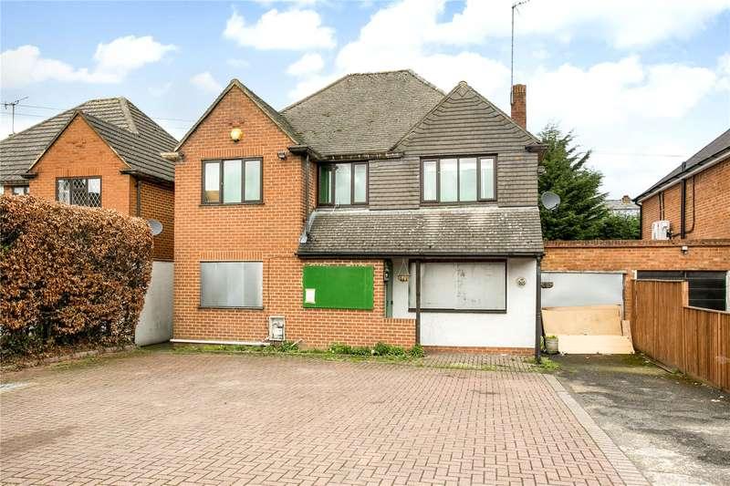 4 Bedrooms Detached House for sale in Beeches Road, Farnham Common, Buckinghamshire, SL2