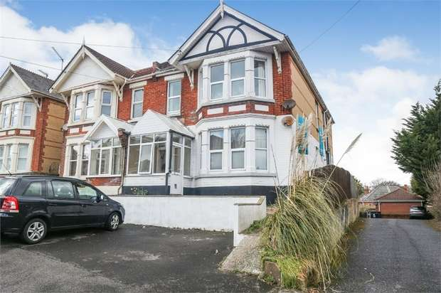 3 Bedrooms Flat for sale in Alexandra Road, Bournemouth, Dorset