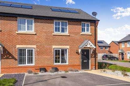 3 Bedrooms Semi Detached House for sale in Oxbridge Road, Cottam, Preston, Lancashire