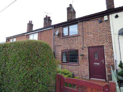 2 Bedrooms Terraced House for sale in Crewe Road, Winterley, Cheshire