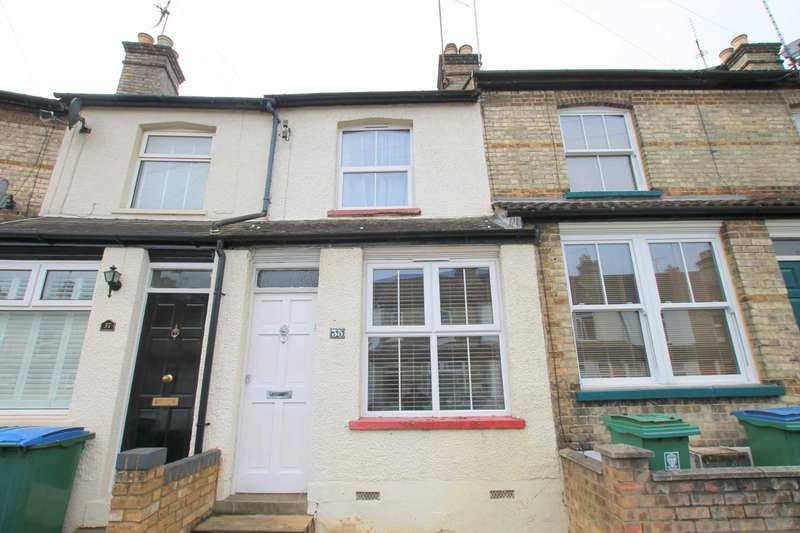 3 Bedrooms Terraced House for sale in Shaftesbury Road, Watford